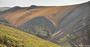 Landmannalaugar, Island 2014